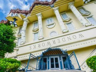 WonderWorks Over 100 interactive exhibits for visitors of all ages