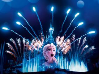 4-Day/2 Parks Disneyland® Paris Hopper Ticket
