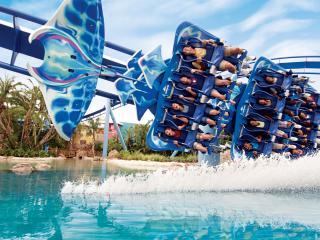 4 Park SeaWorld, Aquatica, Busch Gardens & Adventure Islands Ticket