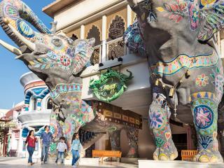 Bollywood Parks™ Dubai One Day Ticket