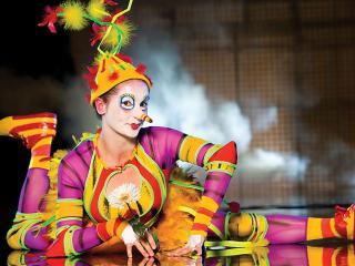 Cirque Du Soleil La Nouba at Walt Disney World