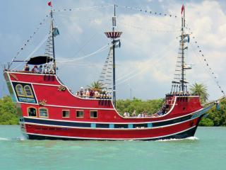 Clearwater Beach plus Pirate Cruise