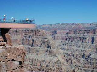 Grand Canyon West Rim by Coach with Skywalk