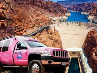 Hoover Dam Tour & Black Canyon Rafting
