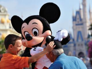 Disney Magic Your Way Base Ticket