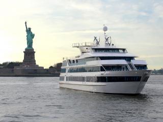 New York Jazzy Champagne Brunch Cruise