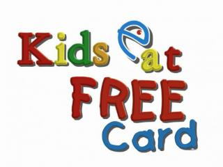 Orlando Kids Eat Free Card Plus