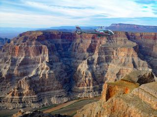 Silvercloud Deluxe Grand Canyon Helicopter Tour