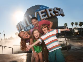 Universal 2-Park/1-Day Park to Park Ticket