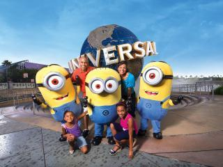 Universal 2-Park/2-Day Park to Park Ticket