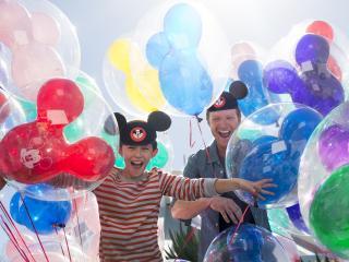 2 Tage Disneyland Resort Park Basisticket