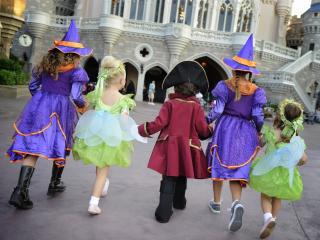 Mickey's Not So Scary Halloween Party im Magic Kingdom Park