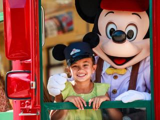 3 Tage Disneyland Resort Park Hopper Ticket