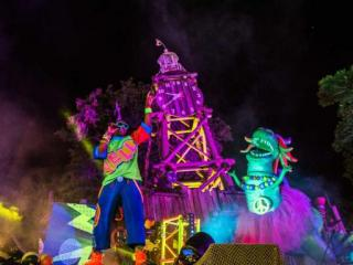 Disney H2O Glow Nights at Disney's Typhoon Lagoon