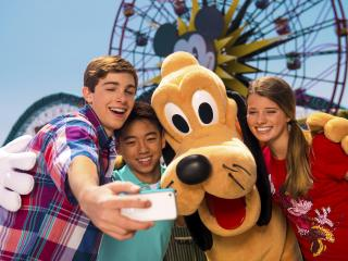 5 Tage Disneyland California Hopper Ticket