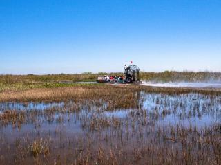 Everglades Tour inklusive Luftbootfahrt Tickets