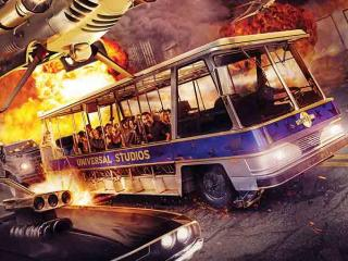 Universal Studios Hollywood Express™ Unlimited Ticket