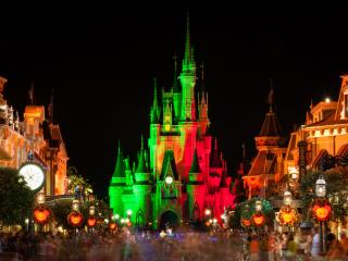 Mickey's Not So Scary Halloween Party im Magic Kingdom Park