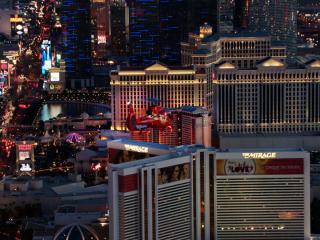 Jack of Lights Las Vegas Strip Helikopter Tour