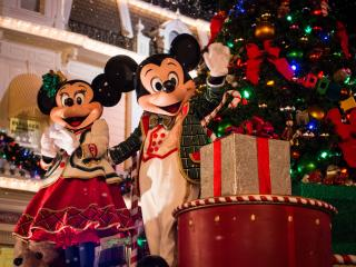 Mickey's Very Merry Christmas Party im Magic Kingdom Park