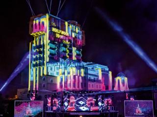 Electroland 2020 im Disneyland® Paris