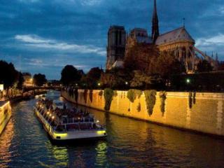 Eiffelturm, Cruise & Paris Illuminations