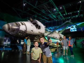 Kennedy Space Center Tagesticket