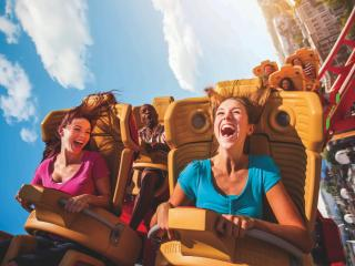 Universal's Islands of Adventure Universal's Islands of Adventure™ - TripAdvisor® Travelers' Choice winner as the #1 Amusement Park in the World… 5 YEARS IN A ROW!!!