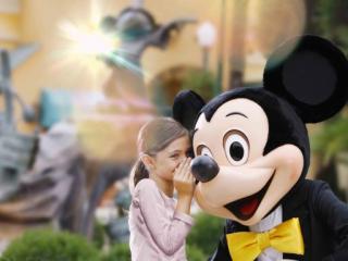 1-Day/2 Parks Disneyland® Paris Hopper Ticket