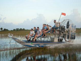 60 Minute Private Airboat Adventure