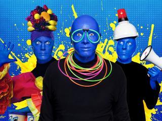 Blue Man Group at Universal Orlando Resort