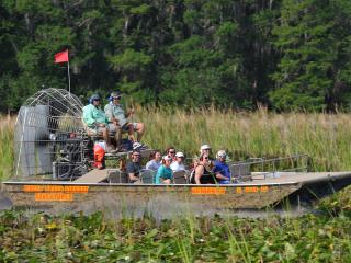 Boggy Creek Orlando 30-Minute Airboat Ride