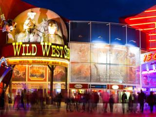 Buffalo Bill's Wild West Show at Disneyland® Paris