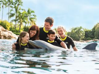 Discovery Cove Ultimate Package Early Book