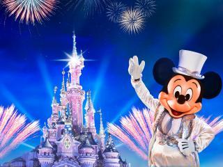 Disneyland® Paris New Year's Eve Party