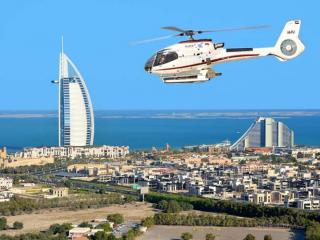 Dubai Helicopter 15-Minute Sightseeing Flight