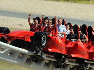 Ferrari World Abu Dhabi General Admission