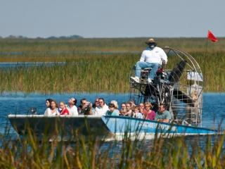 Florida Everglades Airboat Adventure