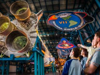 Kennedy Space Center Space Pass