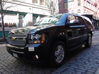 Manhattan Hotel Newark Airport Private Departure Transfer