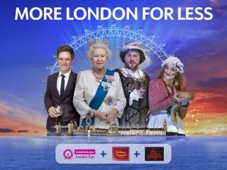 More London for Less 3 Attractions Pass