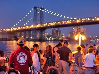 New York Harbour Lights Evening Cruise