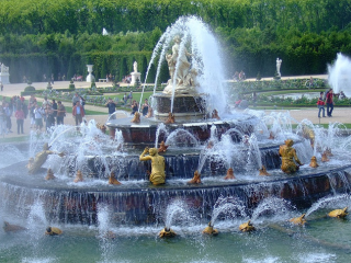 Palace of Versailles including Special Fountain Display