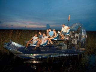 Red Eye Exclusive Nighttime Airboat Adventure