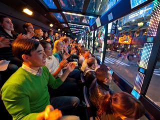 THE RIDE New York City