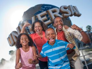 Theme Park Express - Universal Orlando Shuttle