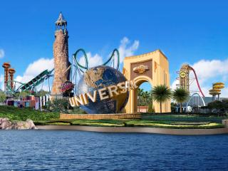 Universal Orlando™ 2 Park Explorer Ticket (ATG)
