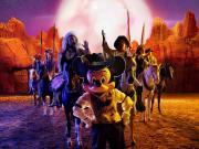 Buffalo Bill's Wild West Show at Disneyland® Paris