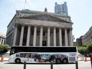 NYC TV & Movie Tour Straddle fiction and reality as you visit famous sites f