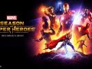 Verbünden Sie sich mit Ihren liebsten Superhelden und kämpfen Sie gegen das Böse